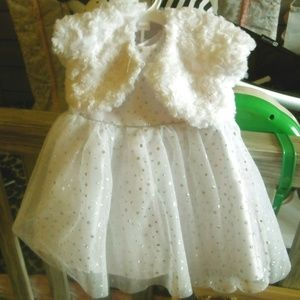 Other - NWOT Adorable Baby Party Dress